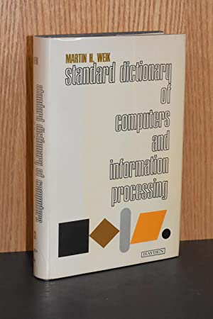 Standard Dictionary of Computers and Information Processing