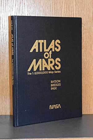Atlas of Mars; The 1:5,000,000 Map Series