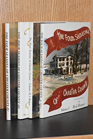 The Four Seasons of Chester County Volumes 1-4