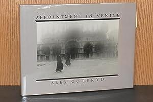 Appointment in Venice: Alex Gotfryd