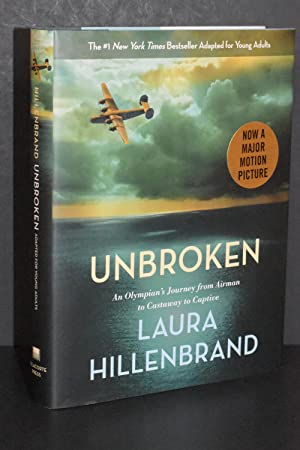 Unbroken; An Olympian's Journey from Airman to Castaway to Captive; Adapted for Young Adults