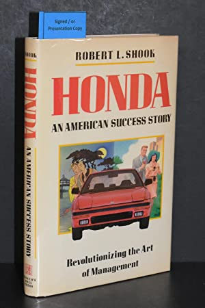 Honda; An American Success Story