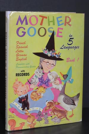 Mother Goose in 5 Languages; Book 1