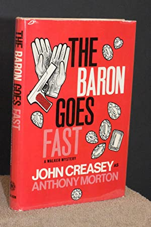 The Baron Goes Fast; A Walker Mystery
