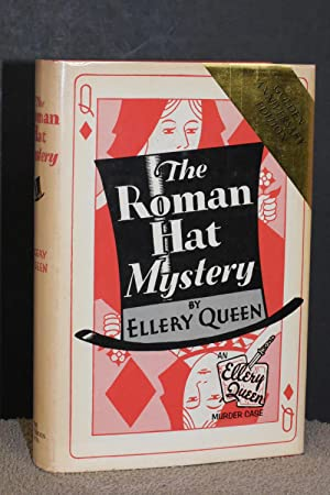 The Roman Hat Mystery; A Problem in: Ellery Queen