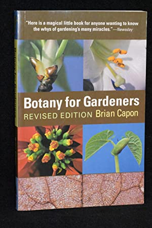 Botany for Gardeners (Revised Edition)