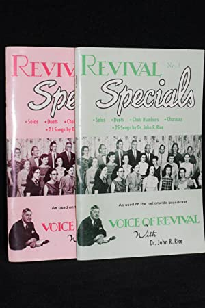 Revival Specials No. 1 and No. 2