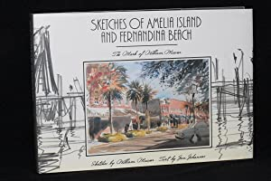 Sketches of Amelia Island and Fernandina Beach; The Mark of William Maurer