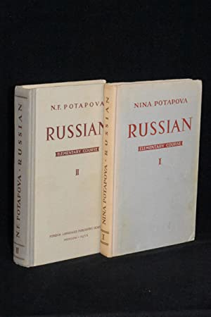 Russian Elementary Course (Book I and II)