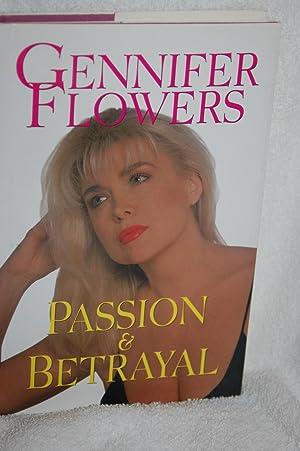 Gennifer Flowers: Passion and Betrayal: Flowers, Gennifer