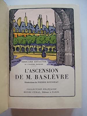 L'ascension de M. Baslèvre