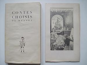 Contes Choisis: DE MUSSET Alfred
