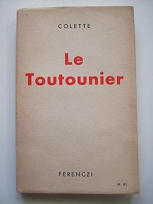 Le Toutounier: COLETTE