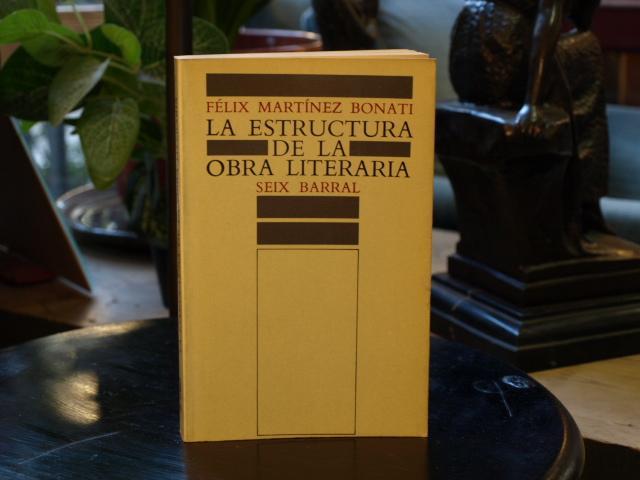 La Estructura De La Obra Literaria