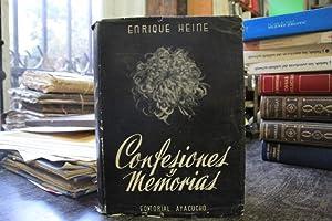 Confesiones y Memorias: Enrique Heine