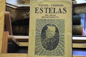 Estelas: Manuel Verdugo