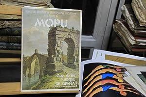 MOPU: Revista del Ministerio de Obras Públicas: VV. AA.