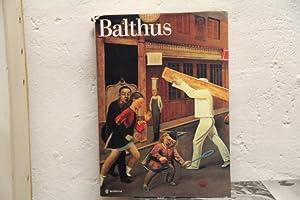 Balthus: Jean Leymarie