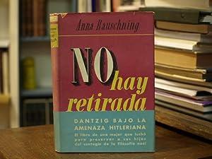 No hay retirada: Anna Rauschning