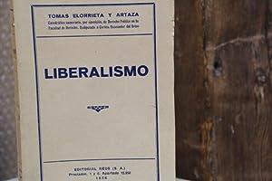 Liberalismo: Tomás Elorrieta y Artaza