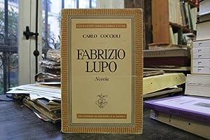 Fabrizio Lupo: Carlo Coccioli
