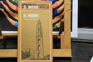 El Ingenio. Complejo económico social cubano del azúcar: Manuel Moreno Fraginals