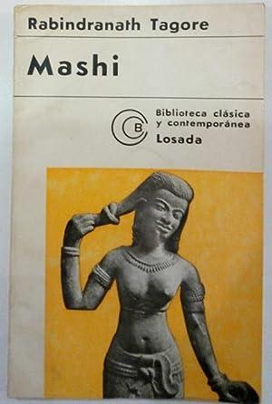 Mashi y otros cuentos: TAGORE, Rabindranath.