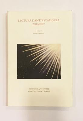 Lectura Dantis Scaligera (2005-2007): SANDAL, Ennio