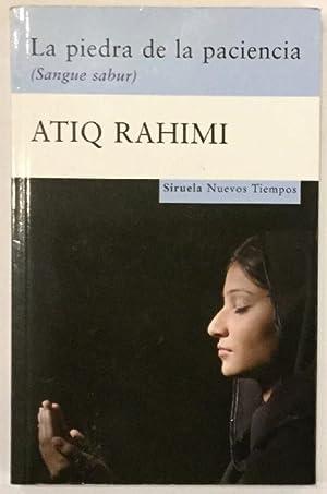 La piedra de la paciencia.: RAHIMI, Atiq.