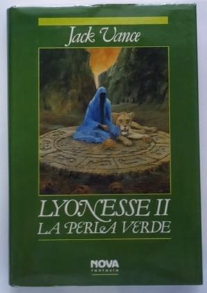 Lyonesse II: La perla verde.: VANCE, Jack.