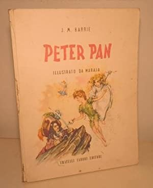 PETER PAN ILLUSTRATO DA MARAJA
