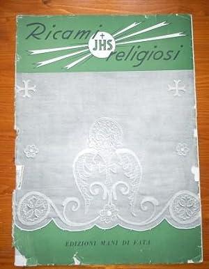 RICAMI RELIGIOSI: EDIZIONI MANI DI
