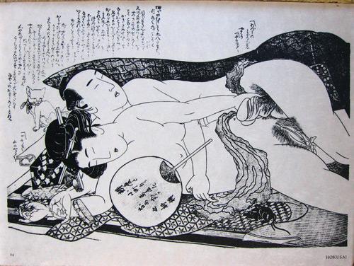 Das Mammutbuch der illustrierten Erotik