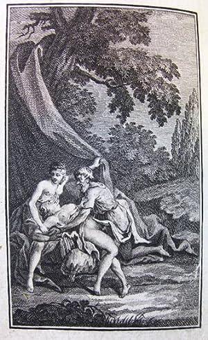 La tentation de Saint Antoine, ornee de: Sedaine, Michel]