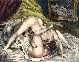 A.D.M. Gamiani ou deux nuits d'excès. Fac-similé: Musset, Alfred de].