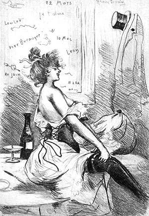 La Mésangère. Les petits mémoires de Paris.