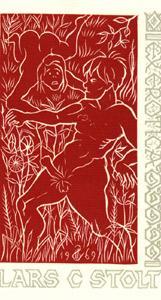 Ex Erotica Lars C. Stolt.: Forsblom, Yngve.