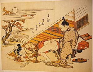 Shunga - Shinpen Shoki Hanga Makurae.: Lane, Richard.