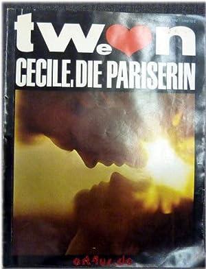 Twen : Zeitschrift für Literatur, Politik und Fotografie : Nr. 3 : März 1964 : 6. Jahr. ...