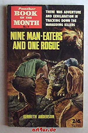 Nine Man-eaters and One Rogue: Anderson, Kenneth:
