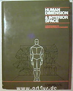 Human Dimension Interior Space a Source Book of Design Reference