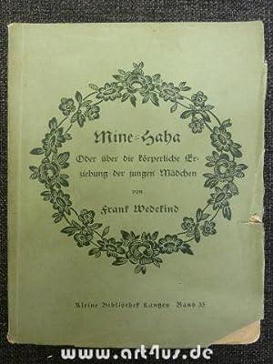 Mine-Haha : Oder über die körperliche Erziehung der jungen Mädchen : Aus Helene ...