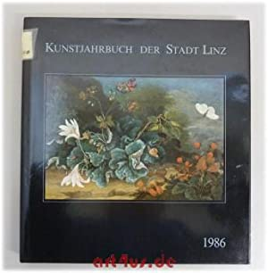 Kunstjahrbuch der Stadt Linz 1986.: Wacha, Georg [Red.]: