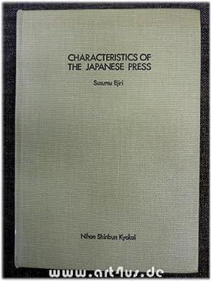 Characteristics of the Japanese Press.: Ejiri, Susumu: