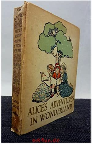 Alice`s Adventures in Wonderland. With Illustrations in Colour by Millicent Sowerby.