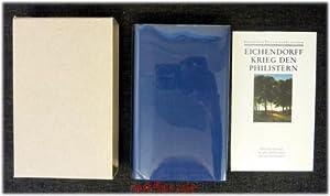 Dramen Joseph von Eichendorff : Werke : Bd. 4 / Bibliothek deutscher Klassiker ; 31: ...