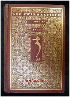 Der Zwiebelfisch : Eine kleine Zeitschrift für Geschmack in Büchern und anderen Dingen.