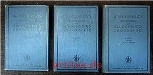 Grundzüge der Allgemeinen Geographie : Bd.1: Einleitung, Mathematische Geographie, Atmosph&...