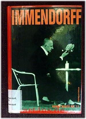 Jörg Immendorff im Gespräch mit Pamela Kort.: Immendorff, Jörg und