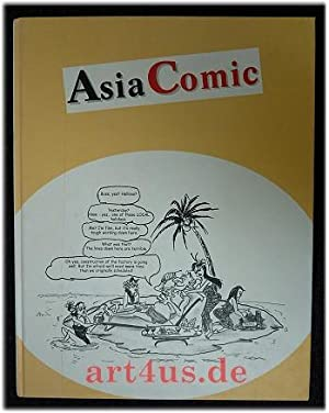 AsiaComic. Drawings by Henry Hendrayaddy